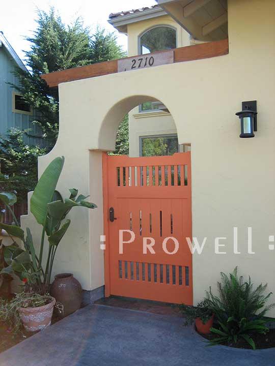 another site photo of garden gate #45 in Santa Cruz, ca