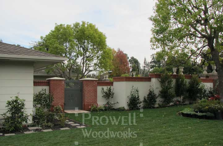 house gate door 7-15 in Hillsborough, california