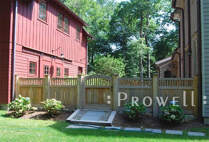 house gate door 7-1 in Connecticut