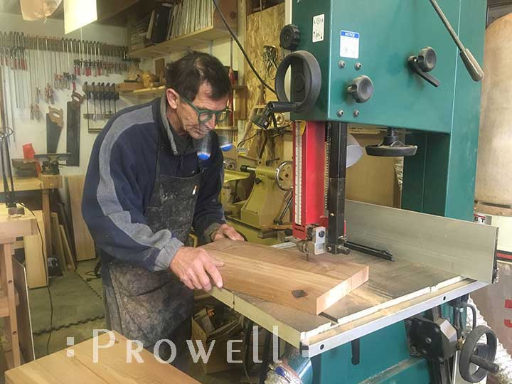 Building a Prowell wood gate #7