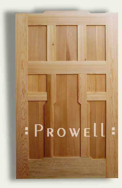 cropped photo showing craftsman wood gate #92