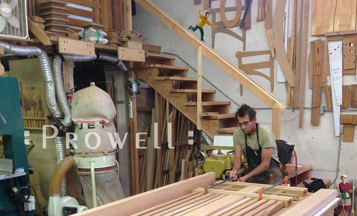 building a wooden gate #9 by Prowell