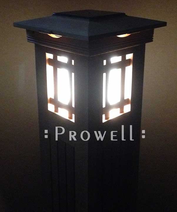 prowell custom wood garden columns #10 by Prowell