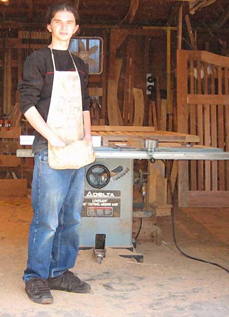 ben prowell woodworking