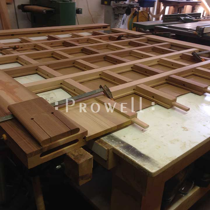 Wood Gate Joinery, from Prowell
