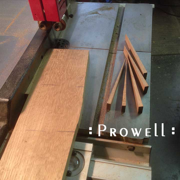 how to build a wood gate with Prowell Joinery