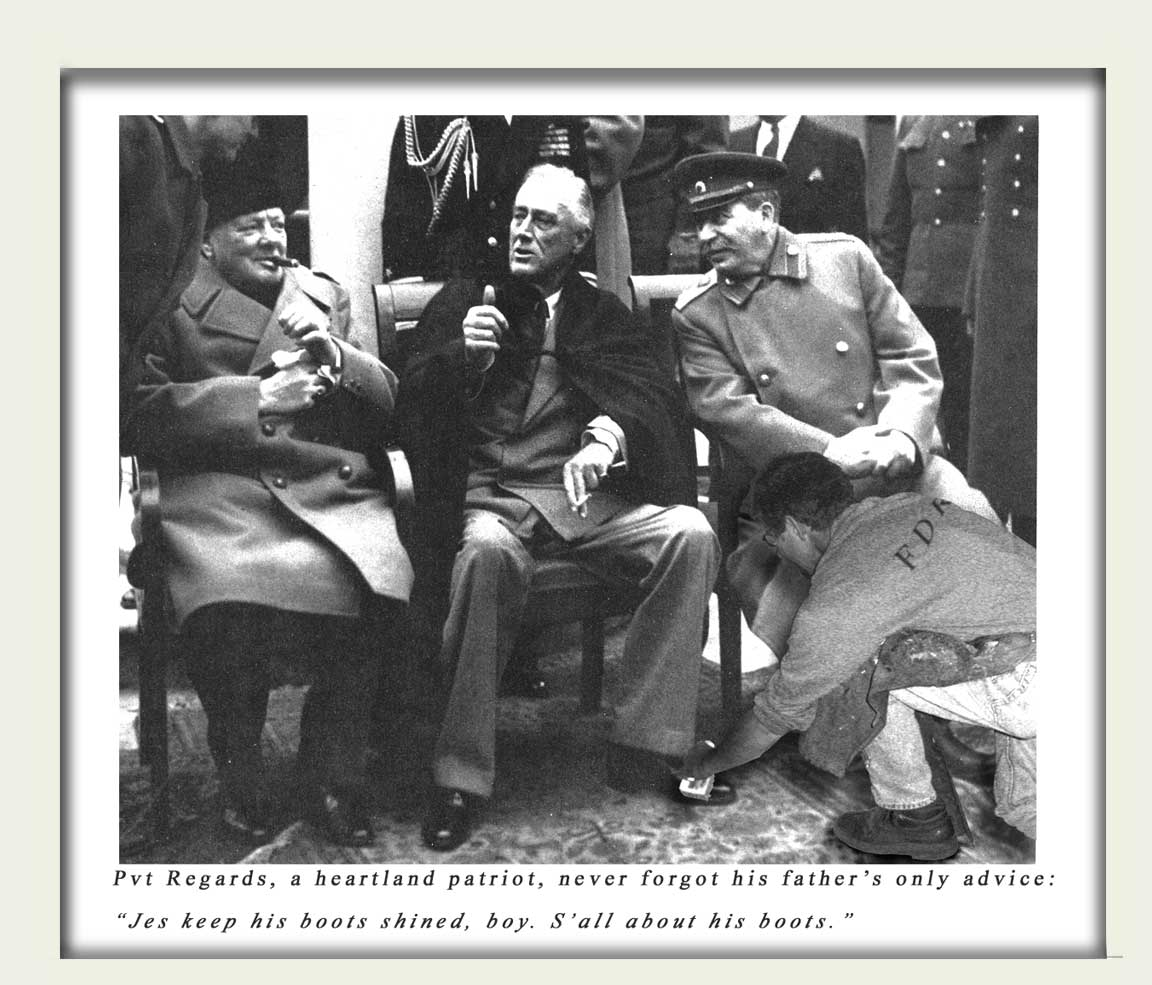 prowell with FDR, Stalin, and Churchill