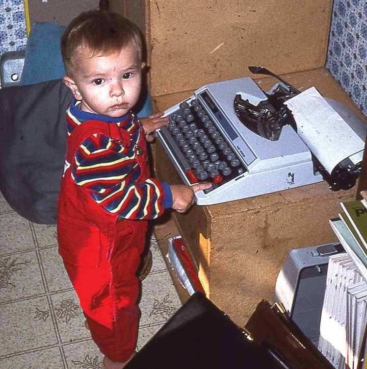 ben typewriter