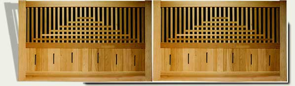 Custom Wood Driveway Gates #24