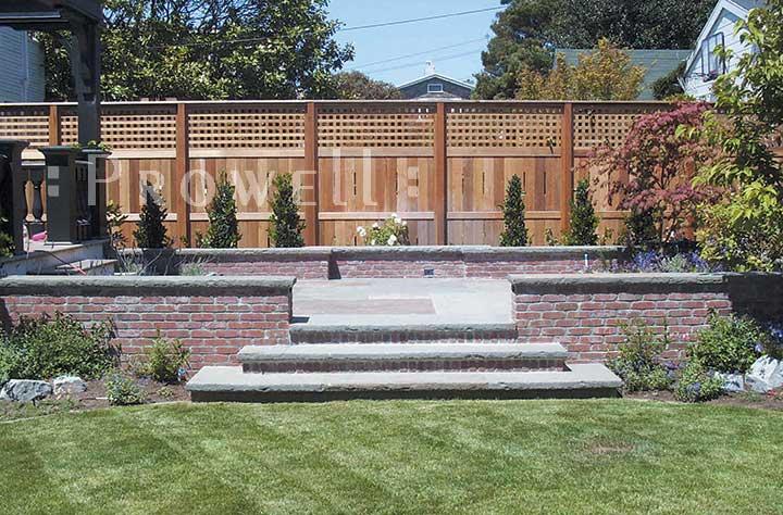 Custom Wood Fence Panels in San Francisco, CA