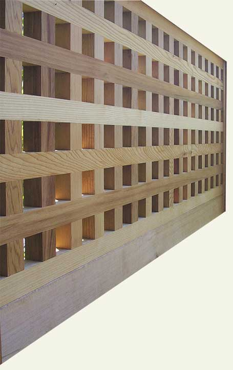 wood fence Panels in the Bay Area