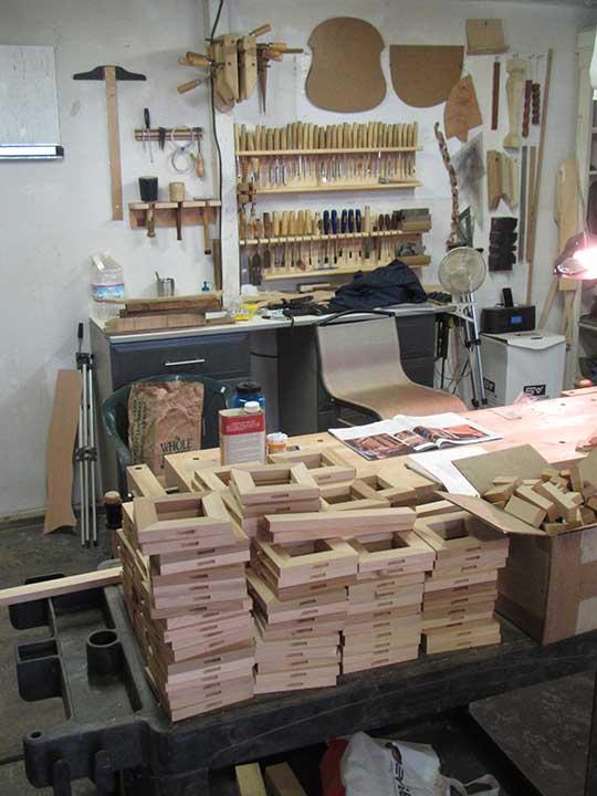 custom wood fence #12 shop techniques, prowell