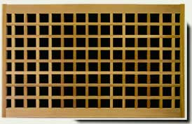 Custom Wood Fence Panel #21