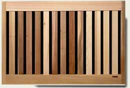 Custom Wood Fence Panel #27