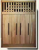 Custom Wood Fence Panel #31