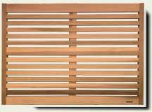 Wood Fence #3