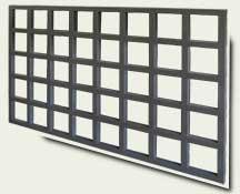 Custom Wood Fence Panel #4