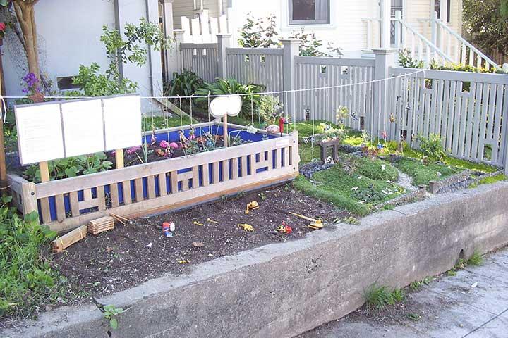 Contributor's Garden J