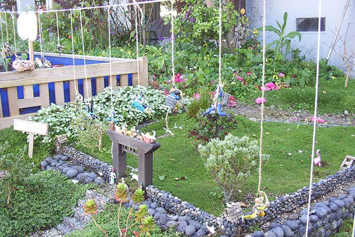 Contributor's Garden M