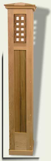 link to Wood Garden Columns #5