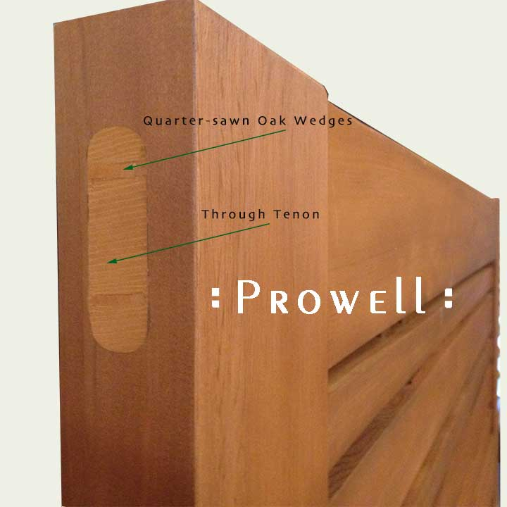 Building a wood gate that lasts, from prowell