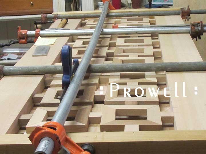 building a prowell fence #12