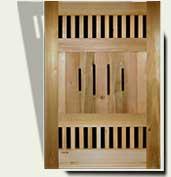 Wood Garden Gates #45