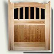 Wood Garden Gates #56