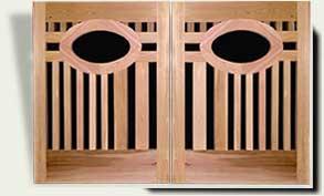 Wood Garden Gates #65