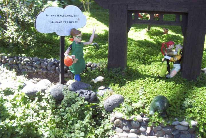 Contributor's Garden pp