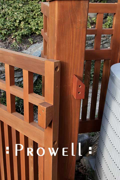 prowell lift-off fence panels