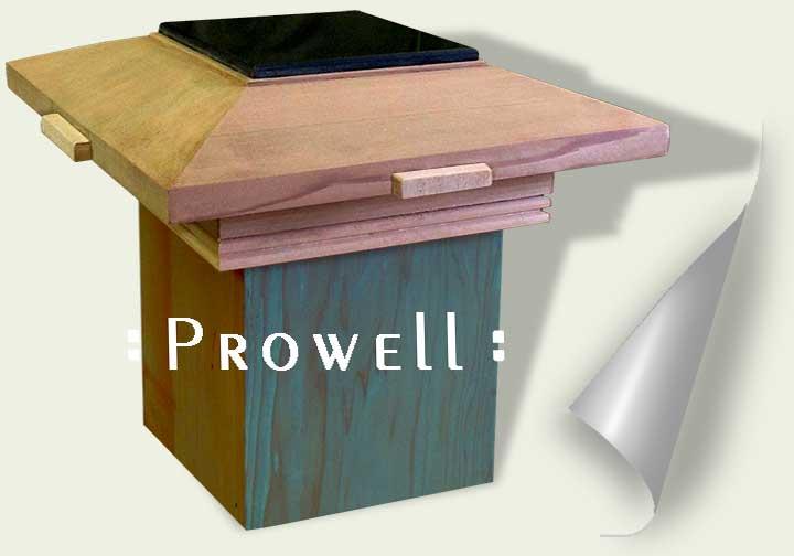 prowell post cap spec