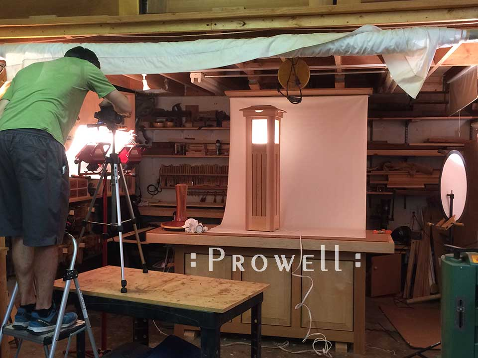 photography in the wood shop, Ben Prowell