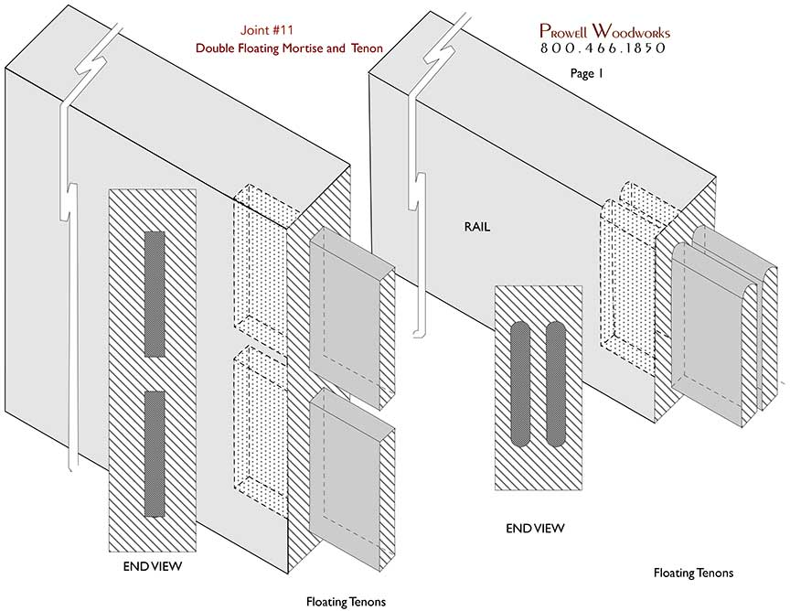 specifications for joinery #11