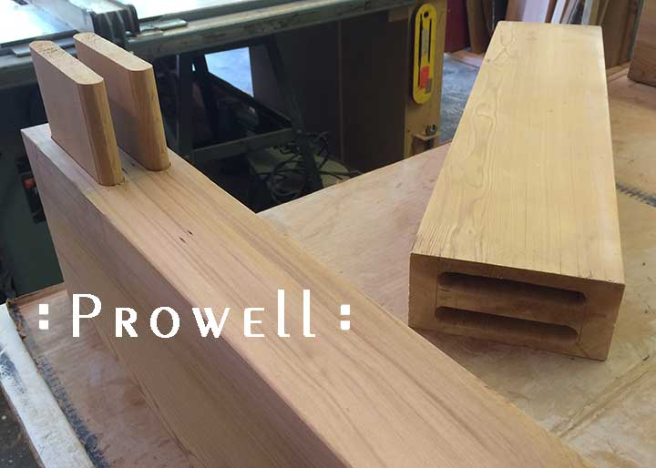 Wood Gates with Double Tenons from Prowell