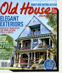 prowell wood gates in Old House Journal magazine 2014