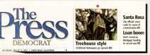 The Press Democrat 2001
