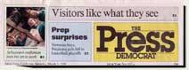 The Press Democrat 1998