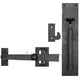 solid bronze gate latch 3559 by ashley norton
