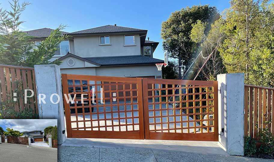 driveway gates 13