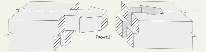 woodworking joint peg
